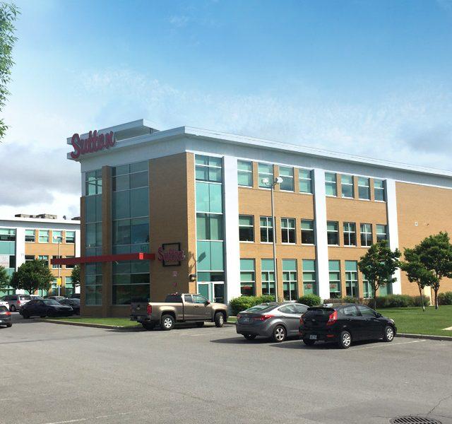 Bâtiment du Centre d'Affaires de l'Avenir à Laval